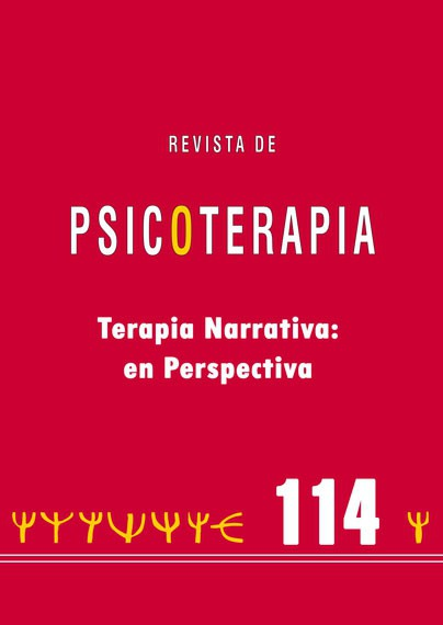 TERAPIA NARRATIVA: EN PERSPECTIVA